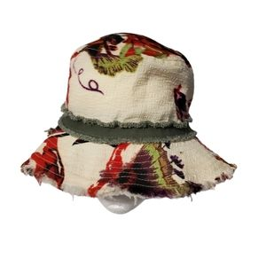 Pistil Bucket Hat Beach Sun Boho OS